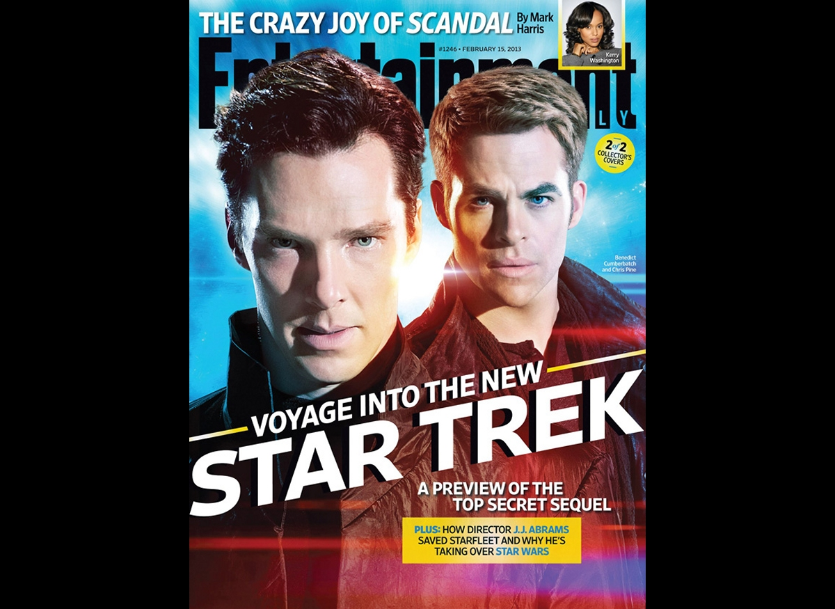 Daily Pic # 1795, EW Cover
