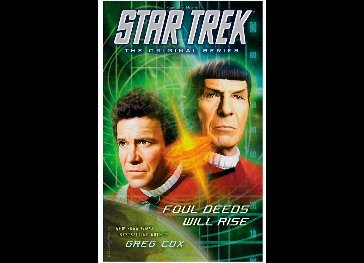 Daily Pic # 2438, Trek Book