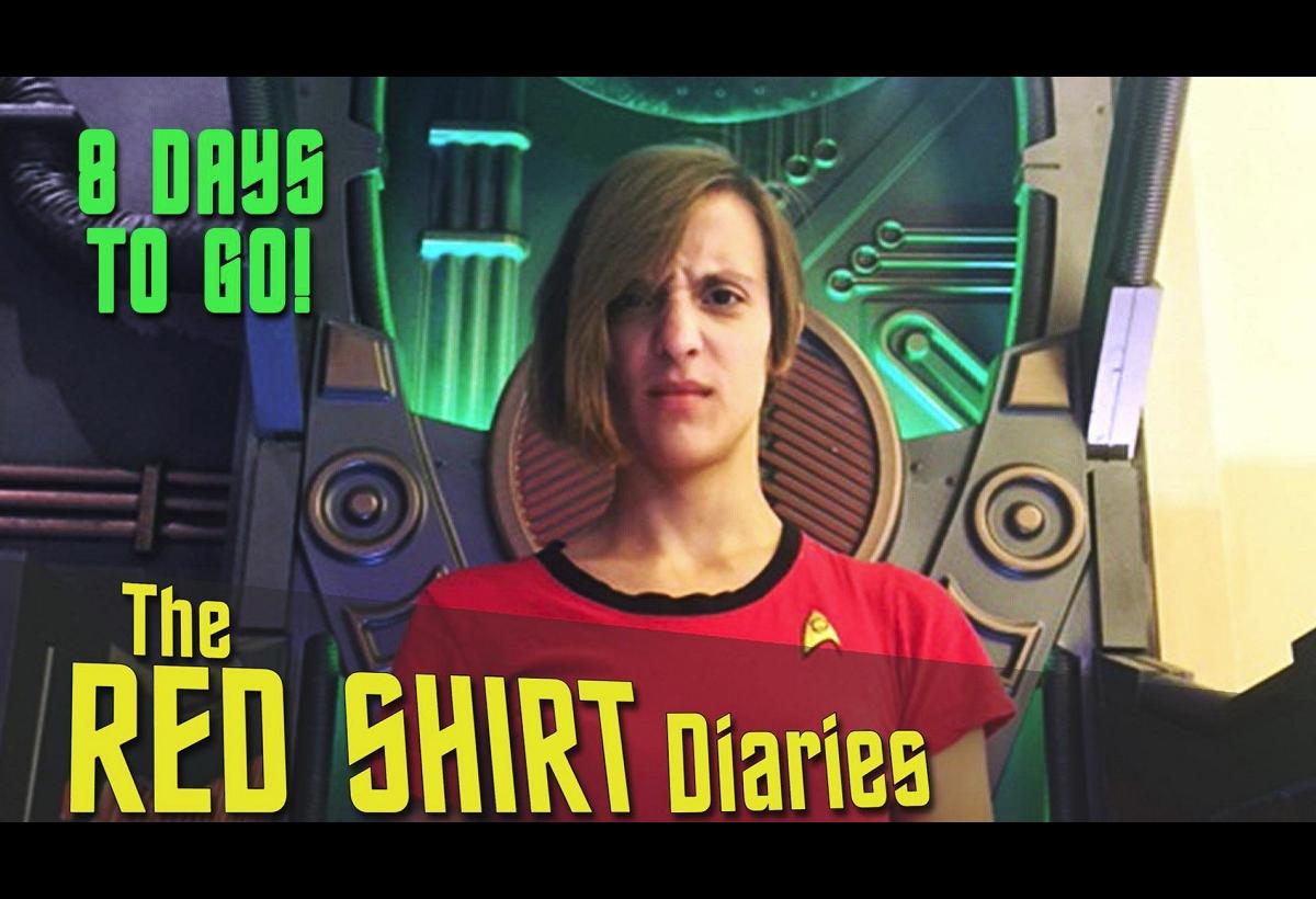 Daily Pic # 2634, Red Shirt Diaries – Season 2