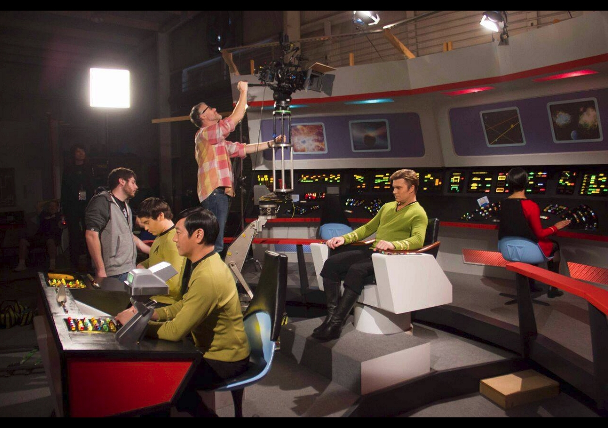 Daily Pic # 2638, Trek Continues