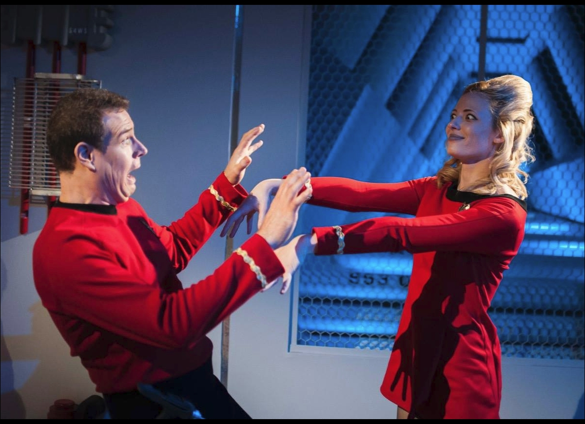 Daily Pic # 2782, Trek Continues