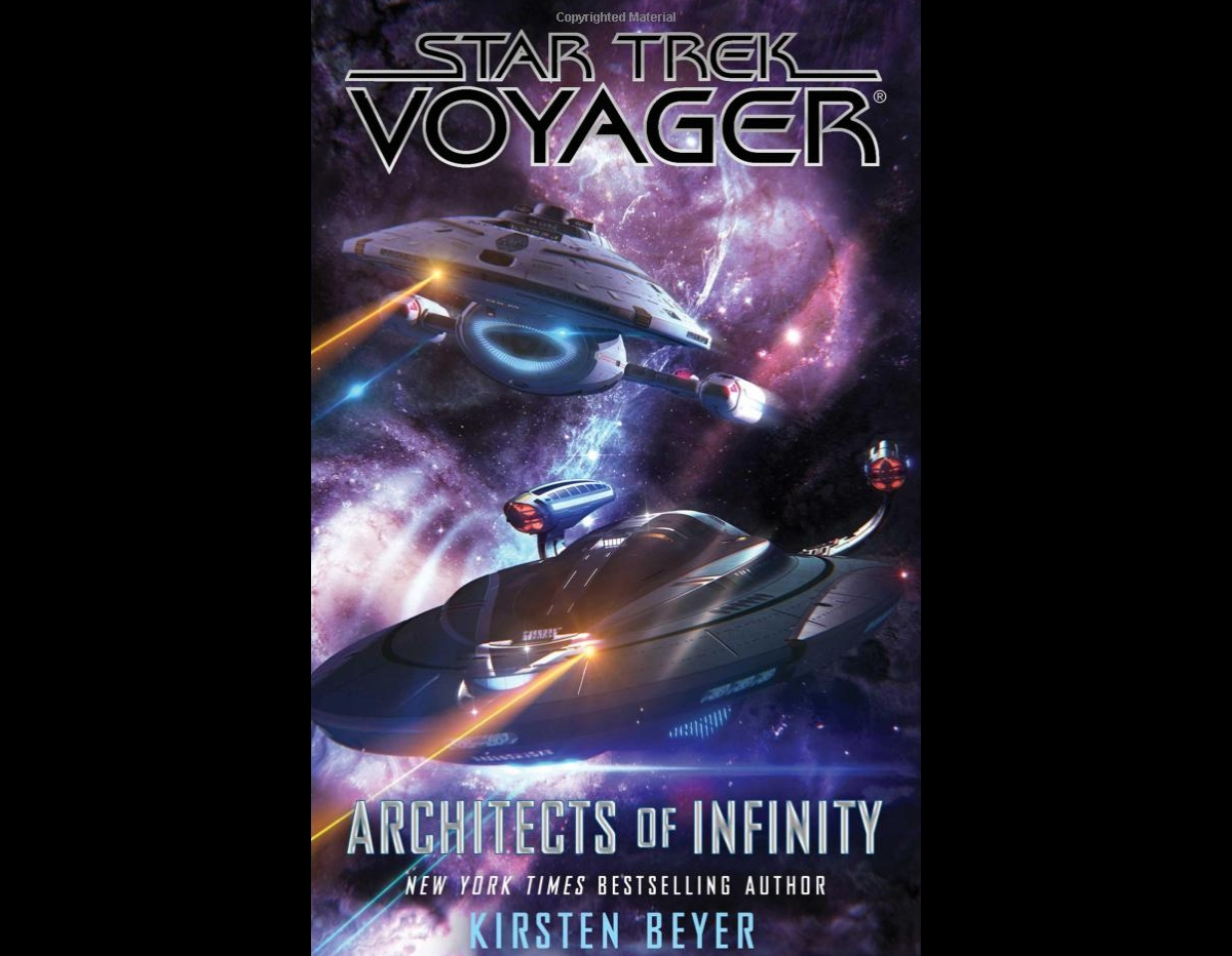 Weekly Pic # 2860, Voyager Book