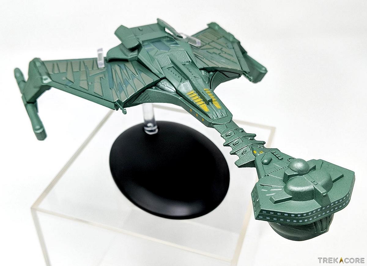 Weekly Pic # 2866, Eaglemoss Klingon