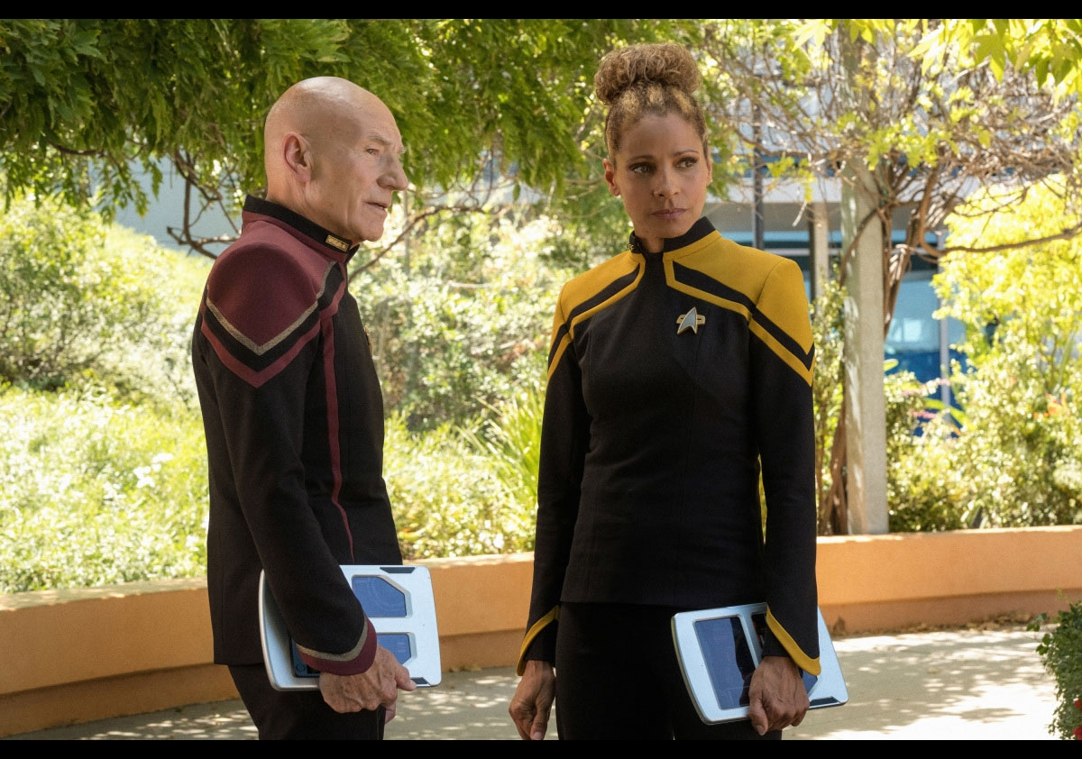 Weekly Pic # 2913, Picard episode 3