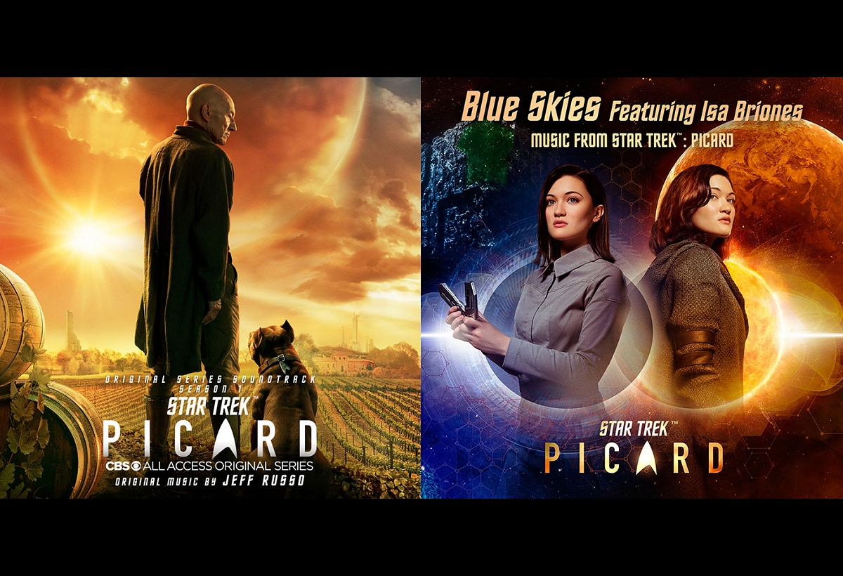 Weekly Pic # 2921, Picard Soundtrack