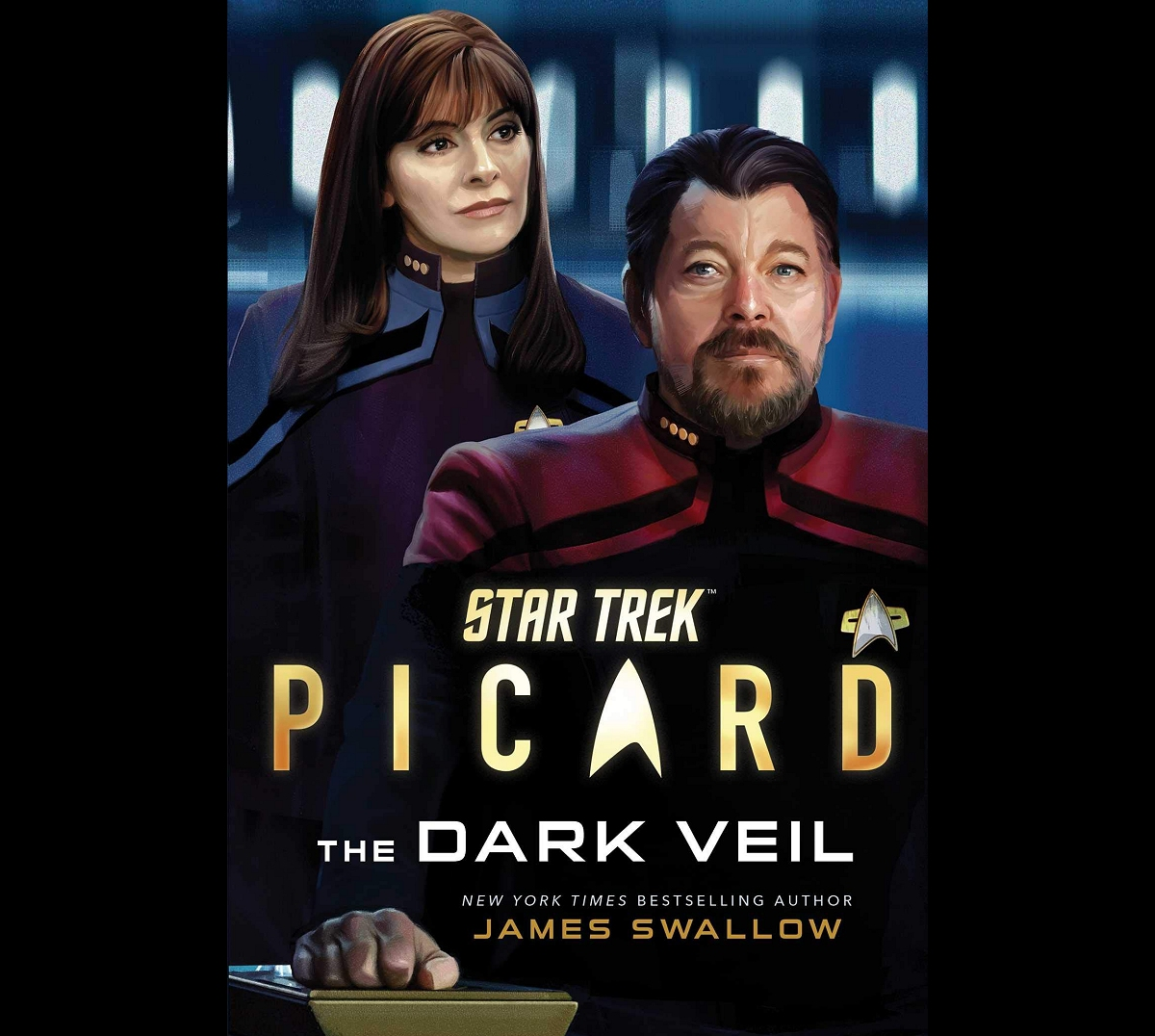 Weekly Pic # 2952, Picard Tie-In Book
